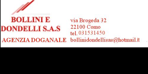 Bollini& Dondelli sas